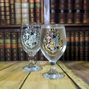 Harry Potter - Colour Change Water Glass