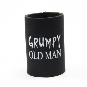 Grumpy Old Man Stubby Holder