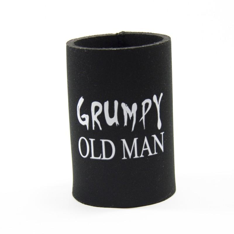 Grumpy Old Man Stubby Holder