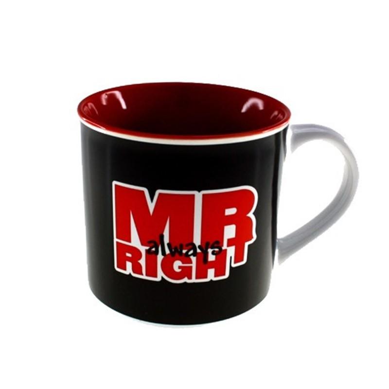 Mr. (Always) Right Mug