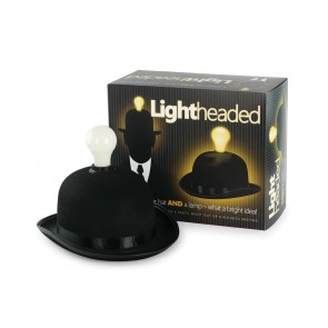 Light Headed Bowler Hat