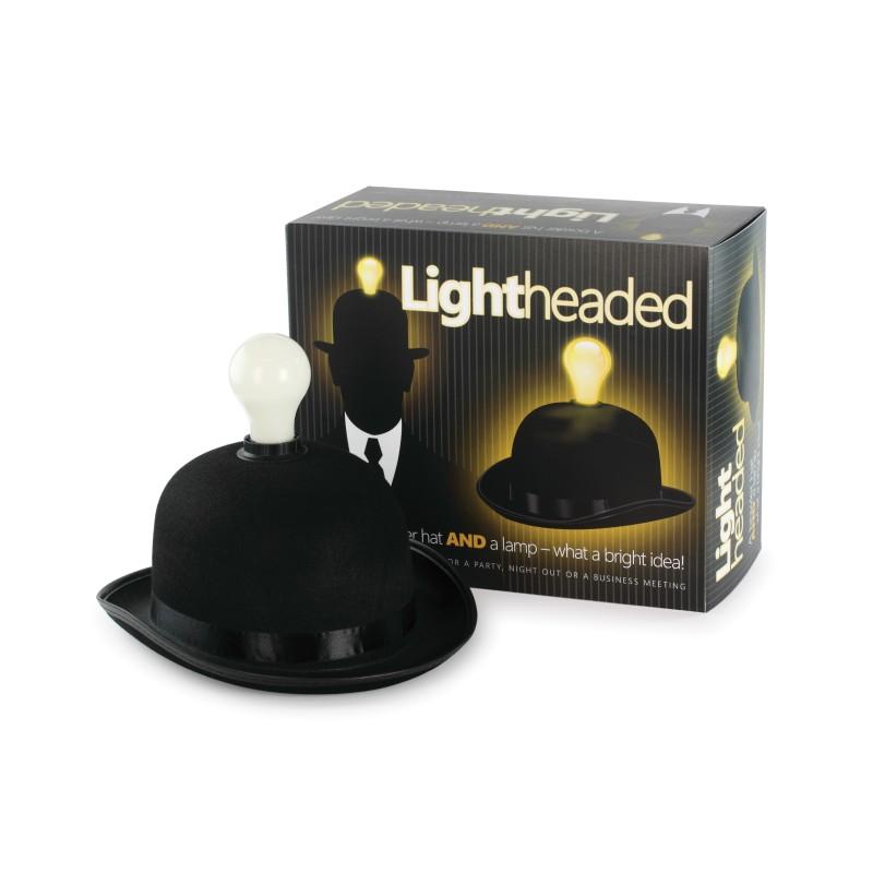 Light Headed Bowler Hat