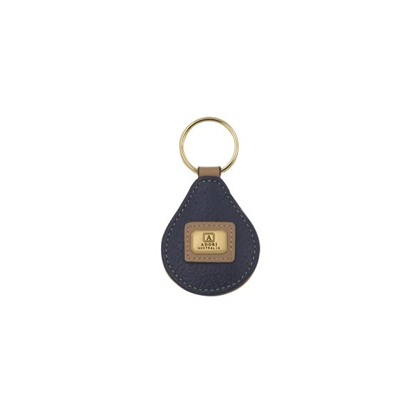 Genuine Leather Key Ring by Adori Leather