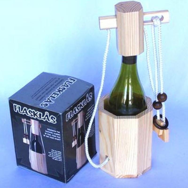 Aussie Wine or Spirit Bottle Puzzle