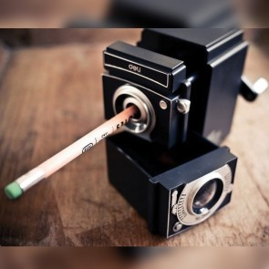 Snapshot Vintage Pencil Sharpener