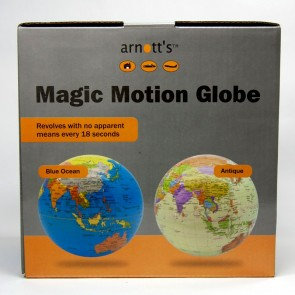 Magic Motion Globe - The World in Motion