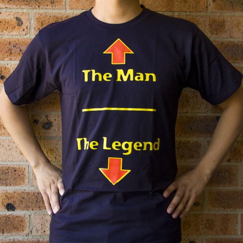 The Man The Legend T-Shirt