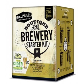 Mad Millie Pear Boutique Brewery Kit