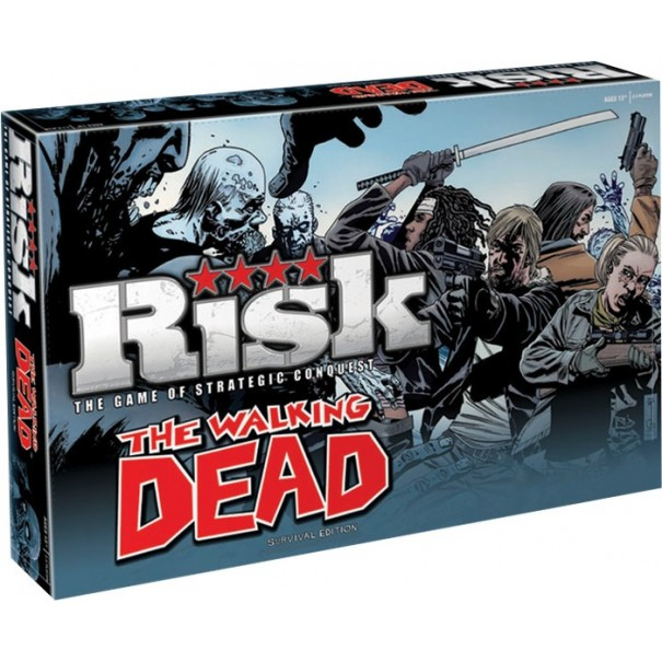 Risk - The Walking Dead Edition