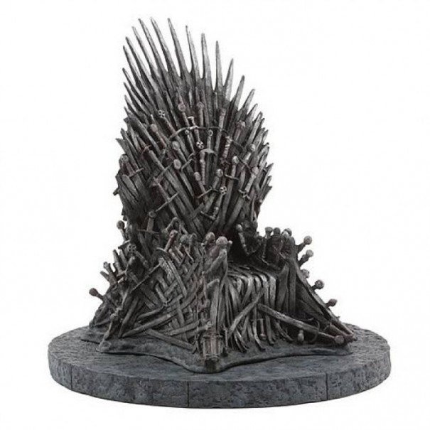 "Game of Thrones - Iron Throne 7"" Replica"