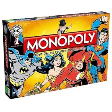 Monopoly - DC Comics Original Edition