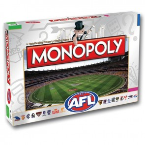 Monopoly - AFL Edition