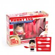 Runny Egg Cup and Toast Cutter Set