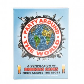 Party Around the World Drinking Game Collection