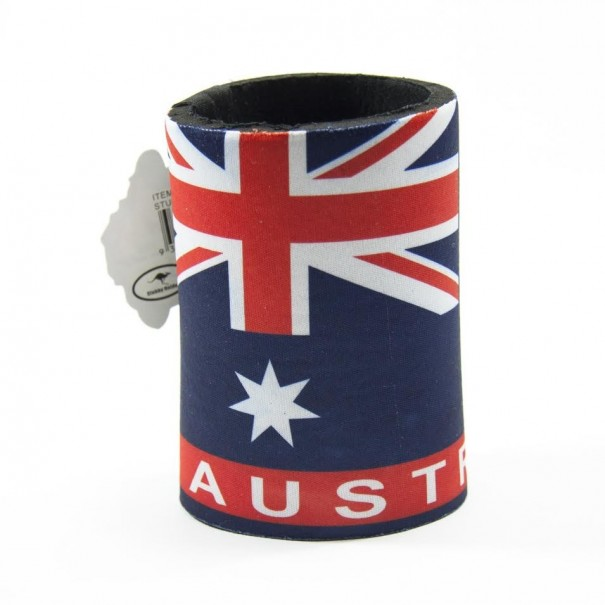 Australia Flag Stubby Holder