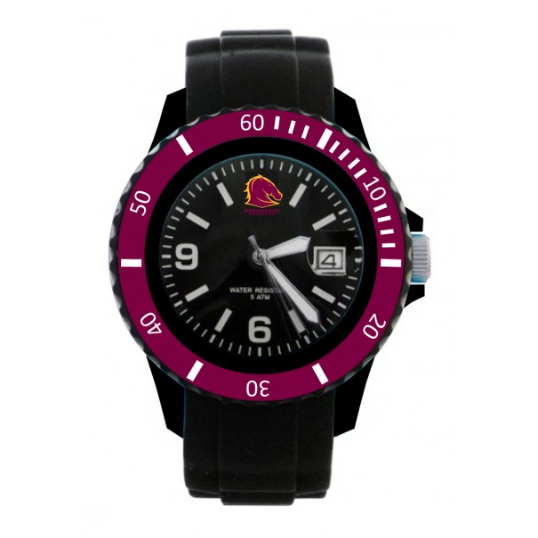 Brisbane Broncos NLR Watch Cool Series