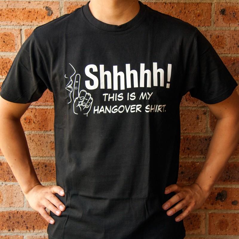 My Hangover T-Shirt