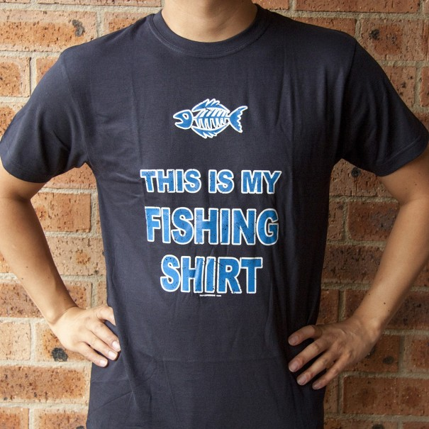 My Fishing Shirt T-Shirt