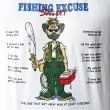 Fishing Excuses T-Shirt