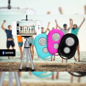 Selfie Snapper Tripod and Bluetooth Remote for Smart Phones