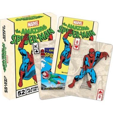 Marvel Retro Playing Card