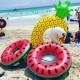 Giant Watermelon Slice Pool Float