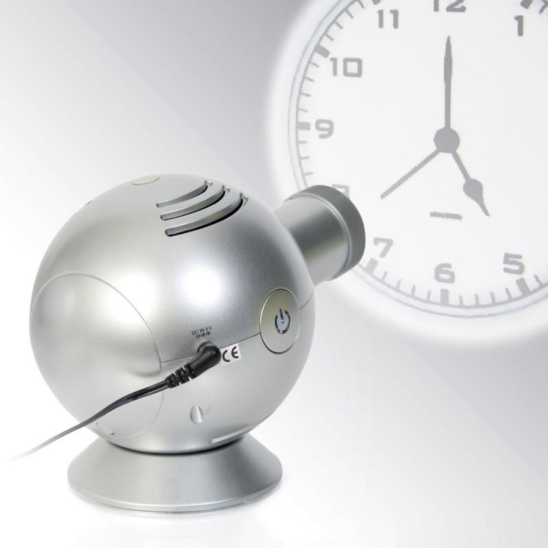 LED Analogue Projection Clock