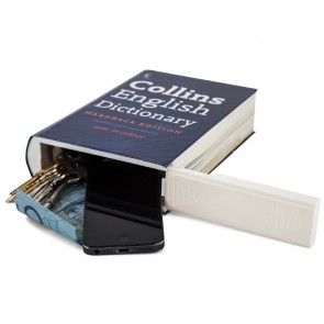 Collins Dictionary Book Safe