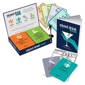 Mixed Drinks 2.0 Smarts Cards Game