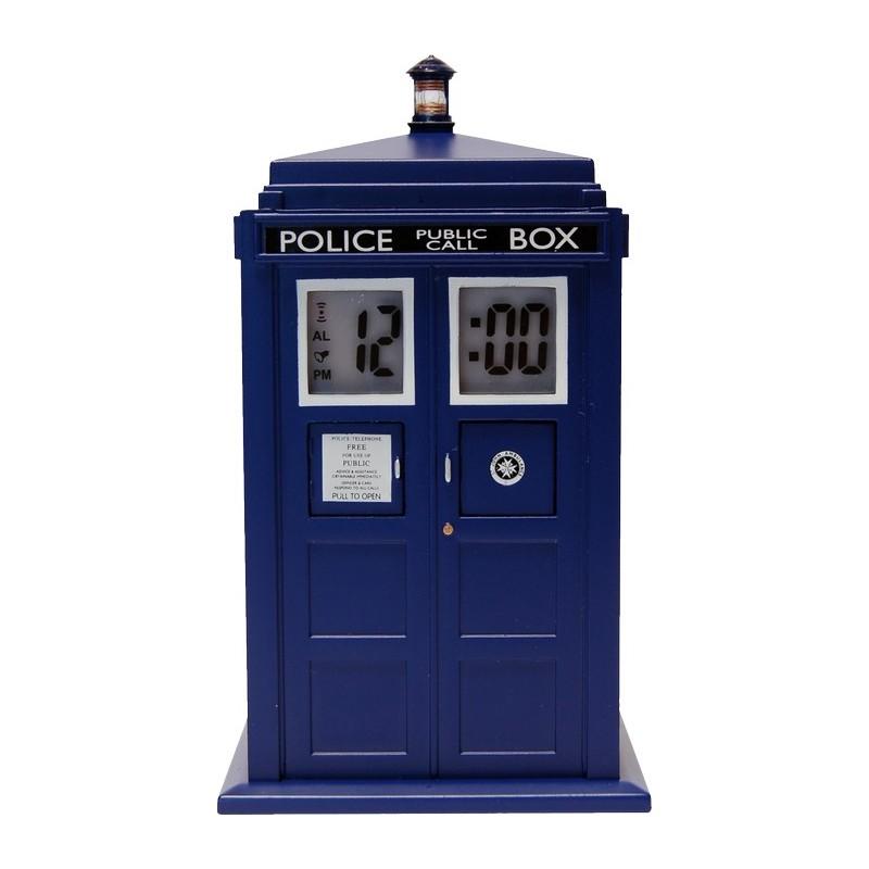 Doctor Who - TARDIS Projection Alarm Clock