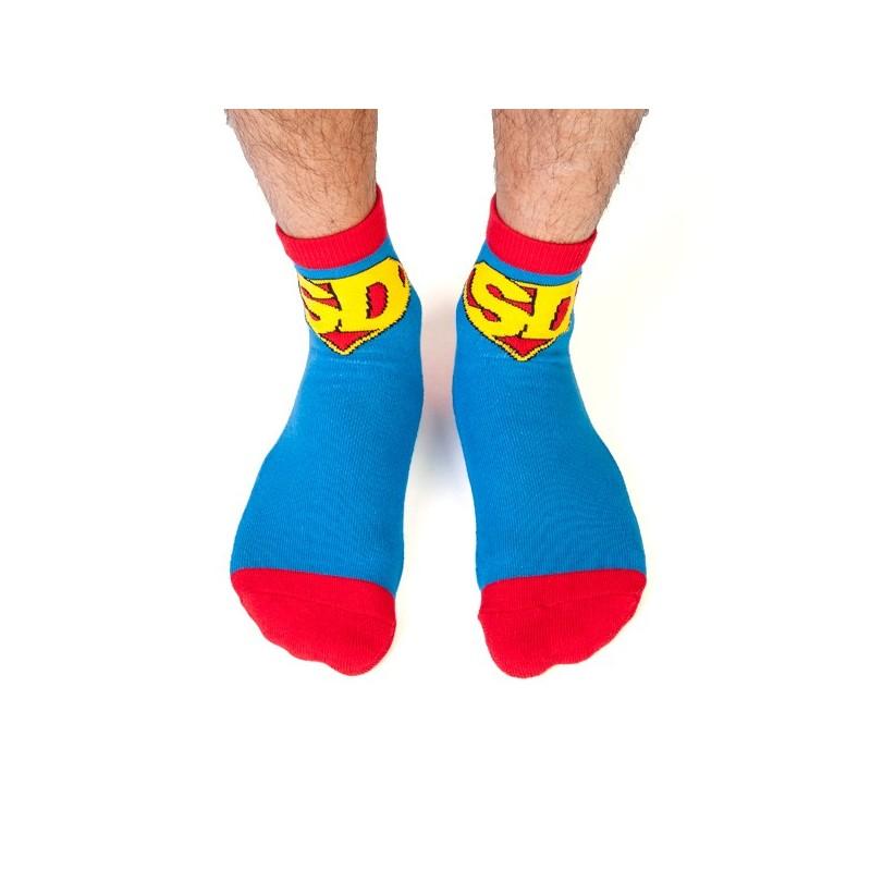 Super Dad Socks