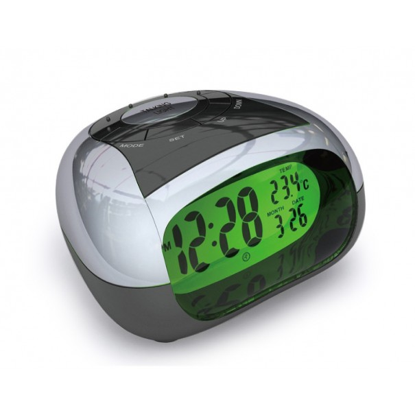 Talking Clock with Night Light