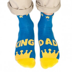 King Dad Socks