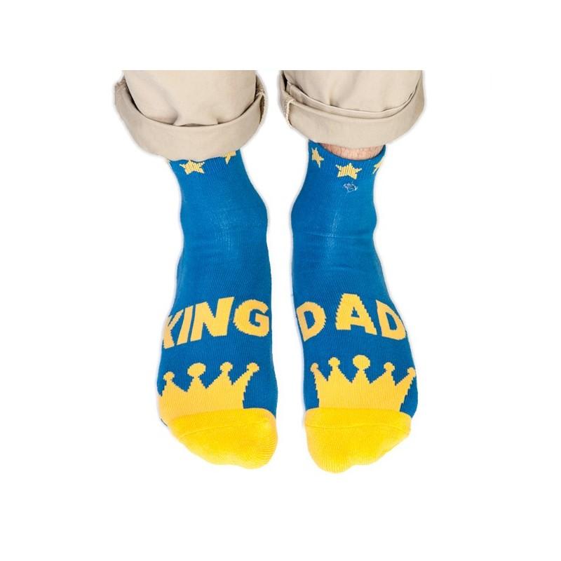King Dad Socks