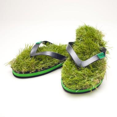 Grass Thongs by KUSA