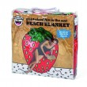 Gigantic Strawberry Beach Towel