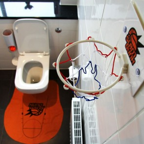 Slam Dunk - Toilet Basketball