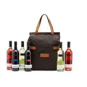 The Australian Cooler Bag with Pouch by Didgeridoonas