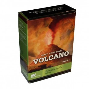 Make Your Own Volcano Science Kit
