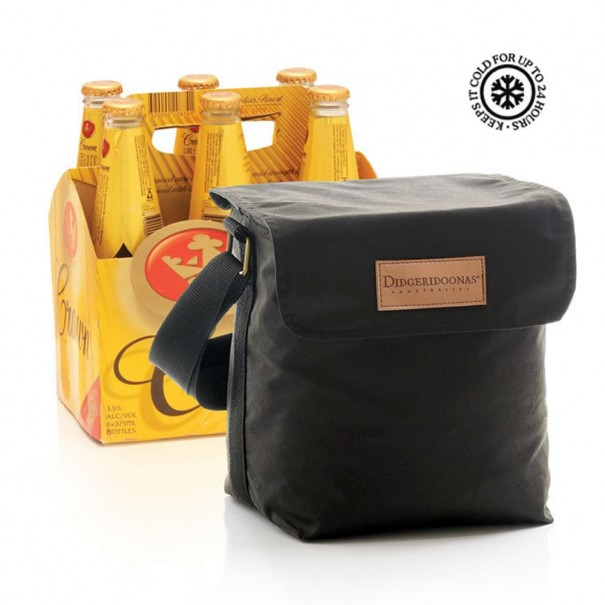 6 Pack Cooler Bag by Didgeridoonas