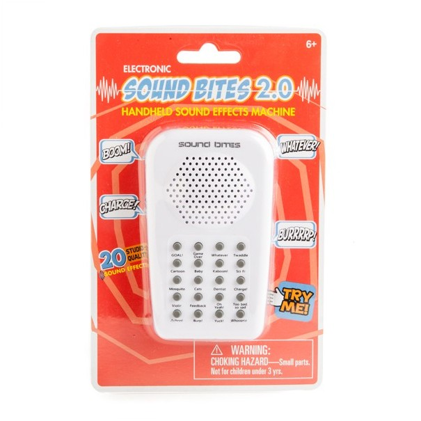 Sound Bites - Telemarketer Repellent