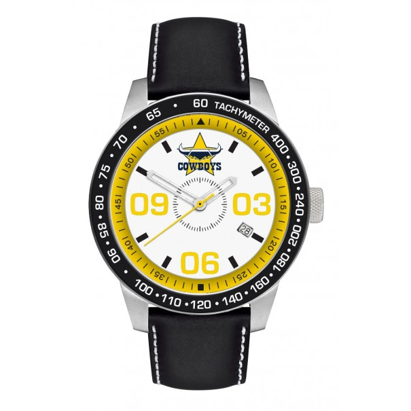 North Queensland Cowboys NRL Sportsman Series Watch