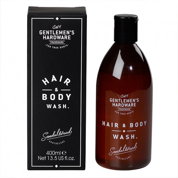 Hair & Body Wash for the Manly Man by Gentlemen's Hardware