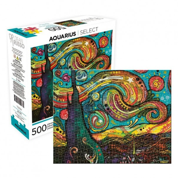 Dean Russo – Starry Night 500pc Puzzle