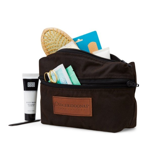 Travel Essentials Bag by Didgeridoonas