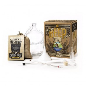 Craft A Brew – Fat Friar Amber Ale Beer Brewing Kit