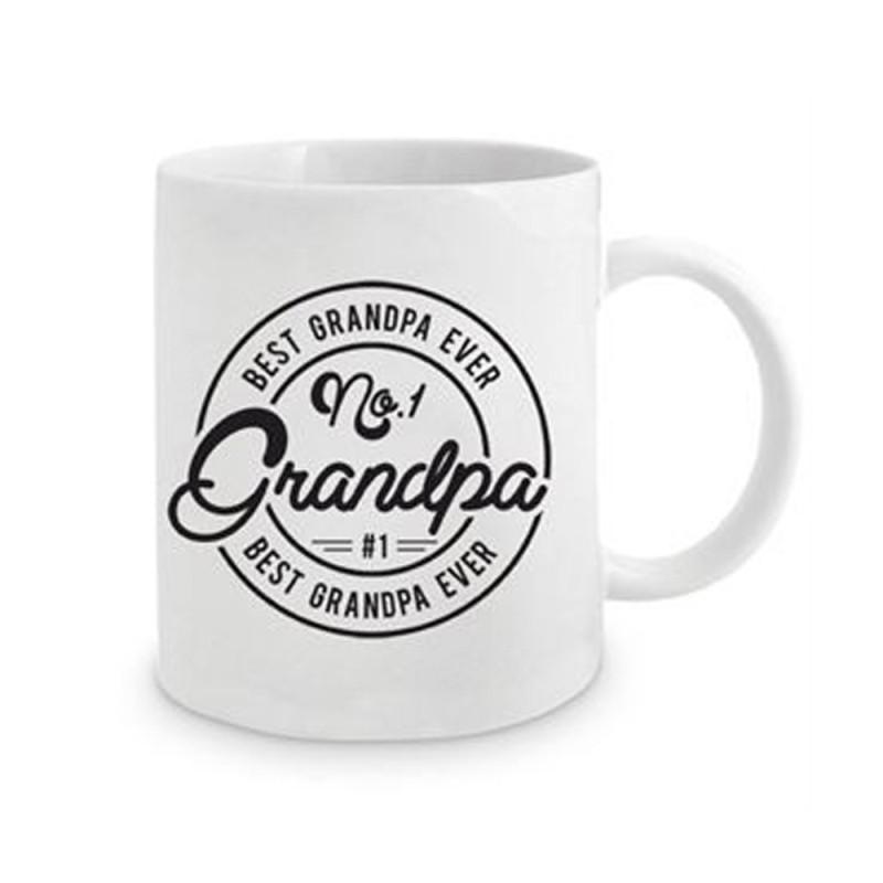 No.1 Grandpa Mug