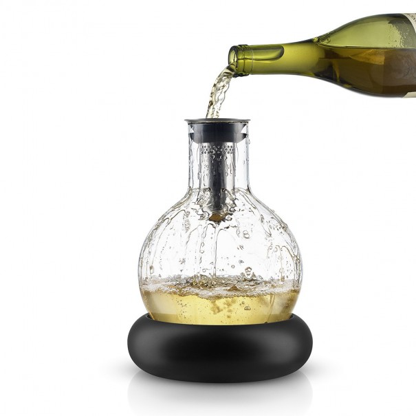Cool Wine Decanter and Chiller by Eva Solo