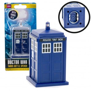 Doctor Who Tardis Bottle Opener
