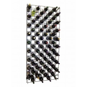 Metal Wine Rack Fits 152 Bottles